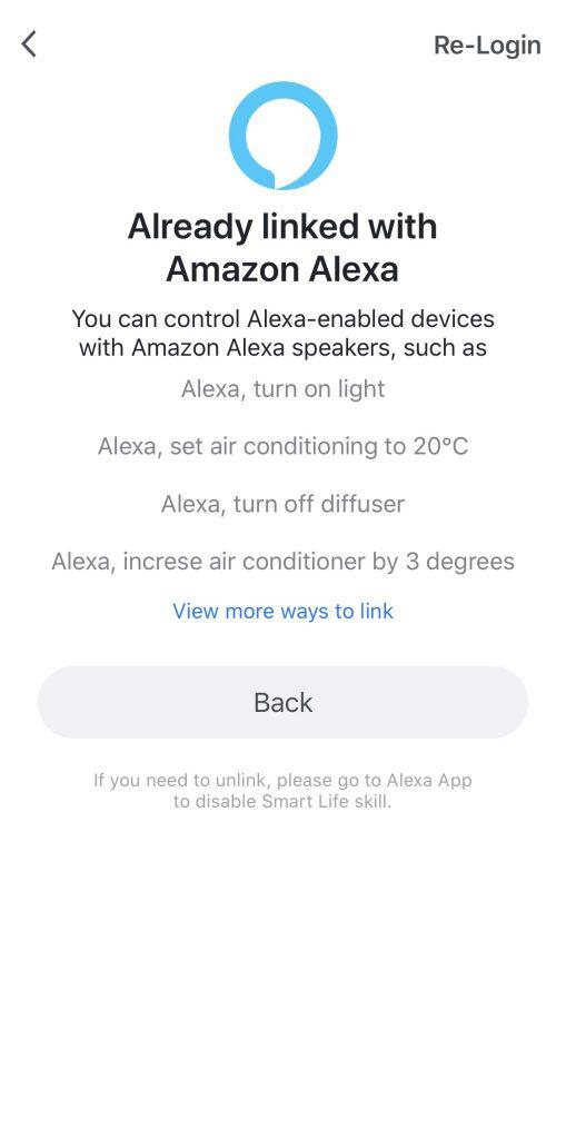 okos eszközök hangvezérlés alexa